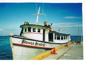 Isla Mujeres Ferry 1996