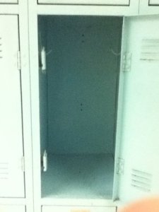 Empty Locker