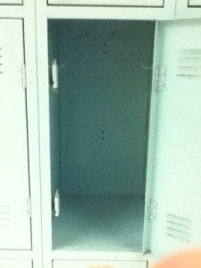 Empty Locker
