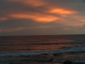 Carribean Sunrise Isla Mujeres, Mexico