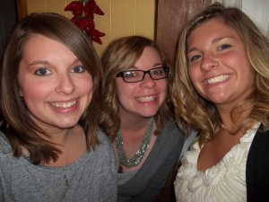 Sisters, family photo, Thanksgiving