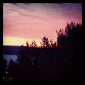 Sunrise, Chautauqua Lake