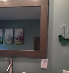 Mirror, Bathroom, reflection,